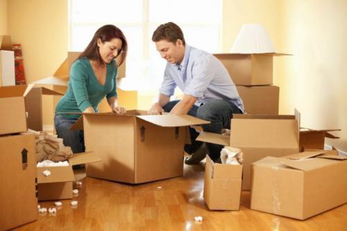 Dọn nhà gọn nhẹ nhờ những thùng carton đa năng