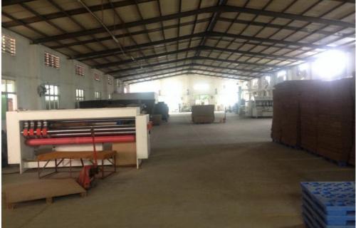 Nhà máy làm thùng carton 3 lớp 5 lớp trang bị máy móc hiện đại tại TPHCM
